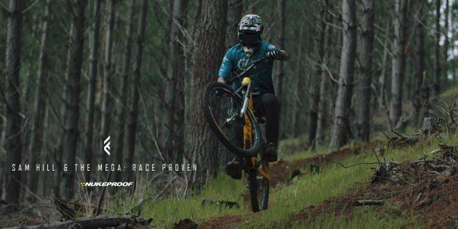 SAM HILL CON LA NUEVA NUKEPROOF MEGA 29 RACE PROVEN