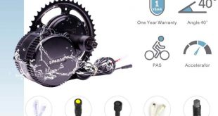 KIT DE CONVERSION EN EBIKE DE AMAZON
