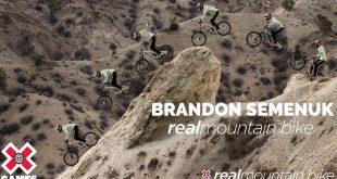 """BRANDON SEMENUK SUS MEJORES TRUCOS PARA LA """"VIDEO REAL MTB"""""""