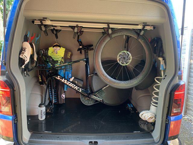 La Camper que todo ciclista desearía tener