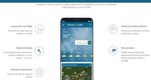 La App de previsión del tiempo mejor valorada para MTB