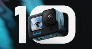 Hero Black 10 la nueva GoPro